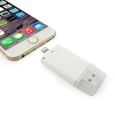 NUOVO 16GB esterno memoria flash drive USB Stick per iPad Air iPhone 6 PLUS IPOD