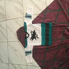NHL Hutch Youth San Jose Sharks Jersey