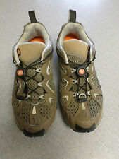 "Merrell ""Overdrive Chocolate/Pearl Blue"" Hiking Shoes. Women's 10 (eur 41)"