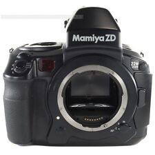 Mamiya ZD Body Only 22 MPix Medium Format Camera 36x48mm Sensor DSLR