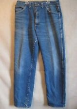 Wrangler Rugged Jeans Cool Grade 34X33 34W 33L Inv#A1116