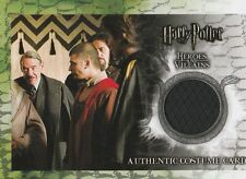 Artbox HARRY POTTER Heroes & Villains Costume Card C11 Cedric Diggory - #040/380