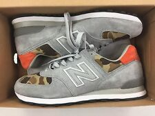 BALL AND BUCK X NEW BALANCE 574 SIZE 13! ONLY 176 MADE