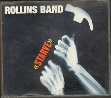 Henry ROLLINS BAND 3 track NEW CD SINGLE Starve Stray Threshold 1997 CDSingle