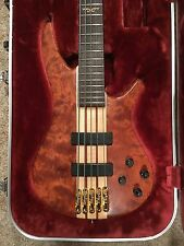 Ibanez 2006 Prestige Limited Edition, 5 String Bass Guitar. SR 1005 EBG