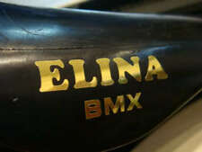 ELINA bmx seat restoration decal sticker kashimax aero