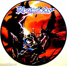 "12"" - Rhapsody - Holy Thunderforce (VINYL MAXI PICTURE DISC, LTD.EDIT. 2000) NEW"
