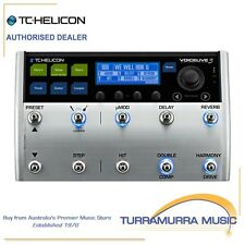 TC Helicon Voicelive 3 Vocal & Guitar Multi-FX