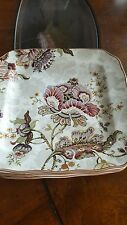 222 FIFTH GABRIELLE - CREAM SALAD 81/2 IN PLATES - SET OF 4 - Used China cabinet