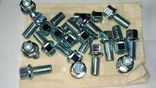 20 Radschrauben für Mercedes Alufelgen  M14 x 1.5 x 27 R14 KU Kugelbundschraube