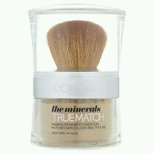 Loreal (l'oreal) True Match The Minerals Powder Foundation : Honey Glow N6
