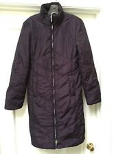 Esprit Collection Ladies Purple Puffer Coat 165/88 Small