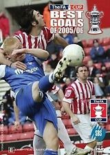 FA Cup Soccer 2005-06 Best Goals Brand New Sealed all region