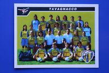 Panini CALCIATORI 2004/05 2004 2005  N. 764 TAVAGNACCO SQUADRA DA BUSTINA!!