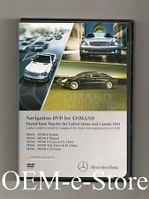 2006 2007 2008 Mercedes CLS500 CLS550 CLS55 CLS63 AMG Navigation OEM DVD Map