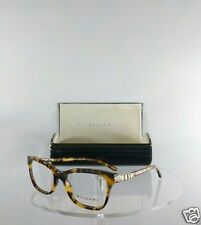 New Authentic Bvlgari BV 4088-B 5316 Eyeglasses Havana Serpenti Frame 51mm