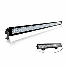 "Aurora 50"" 300W LED Light Bar 4x4 Offroad Combo Flood Spot ALO-D1-50-P4E4K"