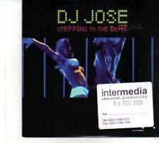 """(DR230) DJ Jose, """"Stepping To The Beat"""" - 2006 DJ CD"""