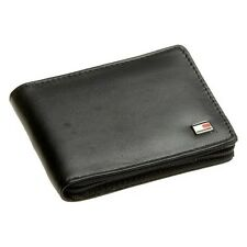 Tommy Hilfiger Men's Oxford Zip-Around Leather Wallet