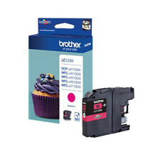 Brother LC-123M Magenta Ink Cartridge