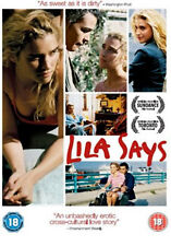 LILA SAYS - DVD - REGION 2 UK