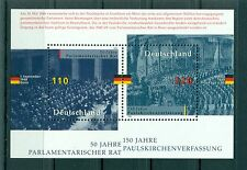 Allemagne -Germany 1998 - Michel feuillet n. 43 - Conseil parlementaire**