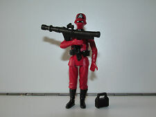 1983 GI JOE / ACTION FORCE RED SHADOWS RED SHADOW 100% COMPLETE C9+ PALITOY