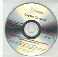 (DG252) Olly The Octopus, A Call to Arms for Hippies - 2009 DJ CD