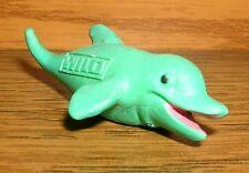 Werbefigur wie 10098 Delfin grün mini Farbvariante Schwimmy Werbung WILO