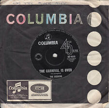 THE SEEKERS The Carnival Is Over / We Shall Not Be Moved 45