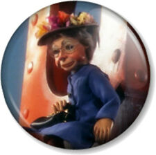 Grandma Tracy 2 Thunderbirds 25mm Pin Button Badge Tracy Island Puppet Character