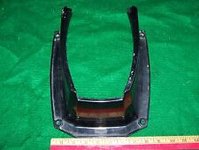 MERCURY MARINE 40HP: TRIM COVER ASSEMBLY, BLACK (FROM BOTTOM COWLING)