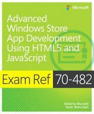 Exam Ref 70-482 Advanced Windows Store App Development using HTML5 and-ExLibrary