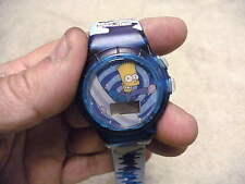 """ Cool Your Jets Man!"" Bart Simpson Wrist Watch, Not Working ?"