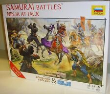 Zvezda 6420 - Samurai Battles Ninja Attack, Historical Wargame Expansion Set