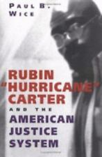 "Rubin ""Hurricane"" Carter and the American Justice System-ExLibrary"