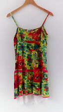 PVP* 25 € SMASH Vestido de colores Talla/Size L Colourful Summer Dress
