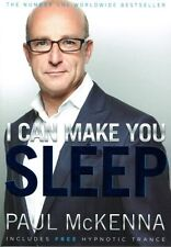 I Can Make You Sleep by Paul McKenna (NEW)