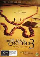 The Human Centipede 3 - DVD Region 4