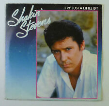 "7"" Single - Shakin' Stevens - Cry Just A Little Bit - S779 - washed & cleaned"