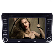 "for VW Jetta Passat 7"" HD Touch UI Screen Mirror Car Stereo GPS DVD Player Radio"