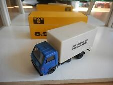 Conrad VW Volkswagen - MAN 8.90 F in Blue/White on 1:50 in Box
