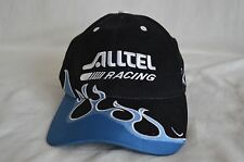 Nascar Ryan Newman #12 Alltell Racing Black Blue Adjustable Hat Ball Cap