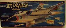 "Lindberg 1/48 Saab J35 Draaken ""Jet Dragon"" Swedish Original 1959 Kit #570-100"