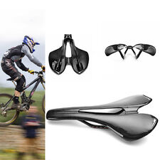 New 3K Full Carbon Fiber Road MTB Bicycle Cycle Bike Saddle Seat Bicycle Parts