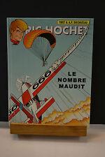 TIBET DUCHATEAU - RIC HOCHET 67 EN EO LOMBARD - LE NOMBRE MAUDIT  - ETAT NEUF