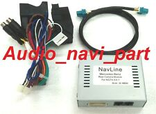 Mercedes-Benz New W212/W218/W207 E/CLS NTG4.5,audio20 RVC module with camera