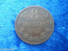 Guernsey 8 duplica 1903 Buena Calidad ** compre 4 Artículos Get 1 Libre **