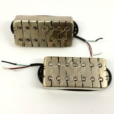 Bare Knuckle Juggernaut Misha Mansoor 7-String Pickup Set Tyger Cover Bulb Etch