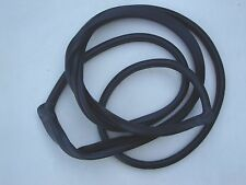 1968 1969 FORD FAIRLANE HARDTOP NOTCHBACK  BACK WINDOW GLASS RUBBER SEAL   NEW